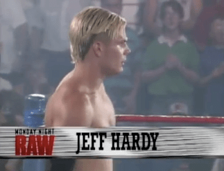jeff hardy debut