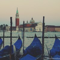 Fading Light in Venezia