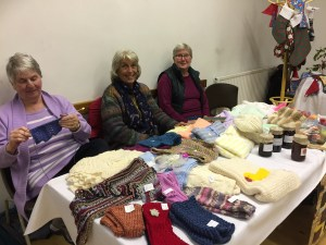The Craft Club's Table
