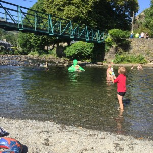 River Fun in the Sun