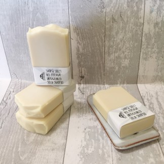 Fragrance Free Shampoo Bar