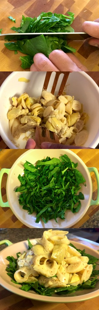 Quick and Easy Hearts of Palm & Artichoke Salad Recipe is Healthy and Delicious!