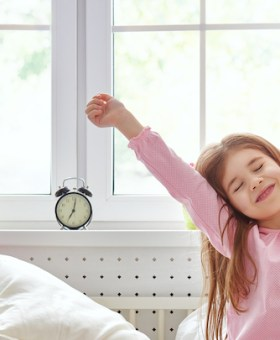 How to Get Your Kids to Wake Up Happy
