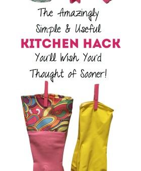 The Amazing Kitchen Hack I Wish I'd Found Years Ago