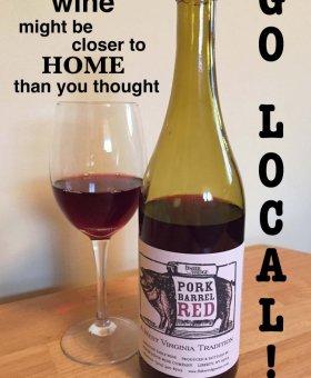 Soccer Mom Sommelier: Fisher Ridge Pork Barrel Red