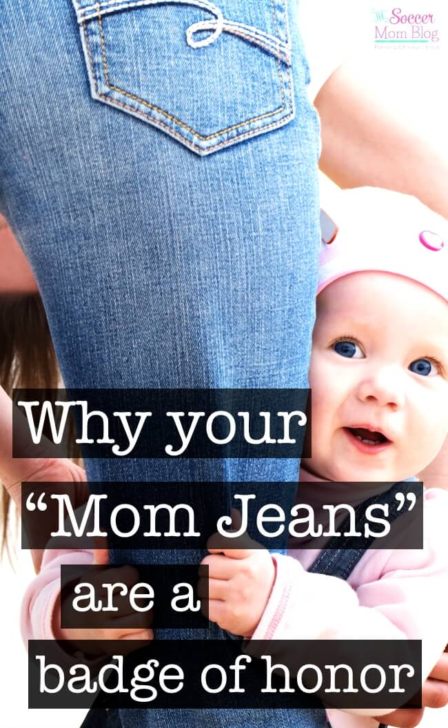 """The term """"mom jeans"""" is often thrown around as an insult. Why we need to stop the mom shaming & wear our mom jeans proudly!"""