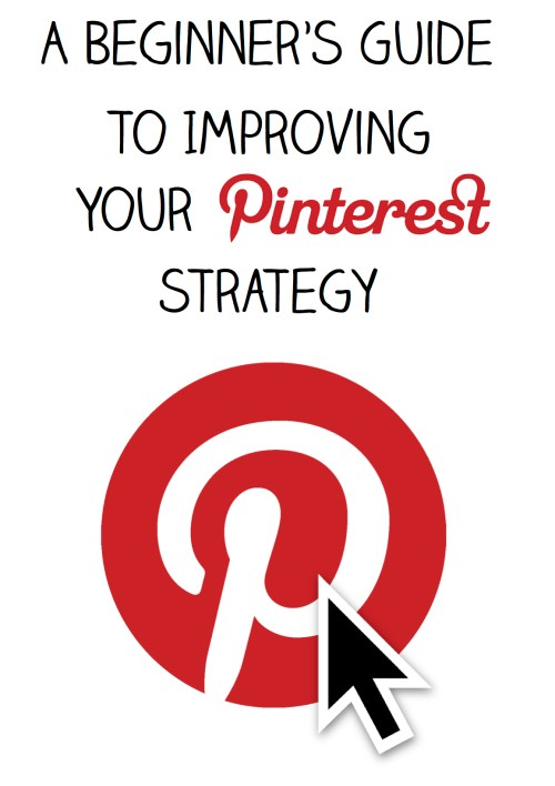 How I grew my Pinterest account from 100 to 21,000 followers in less than a year! The 5 simple steps to improve your Pinterest strategy as a beginner.