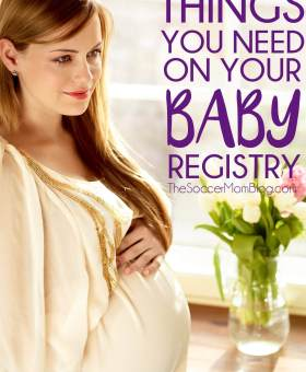 Your Baby Registry: What to Ask For & What to Skip