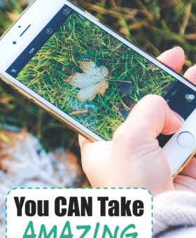 4 Ways to Take Better Pinterest Photos with Your iPhone