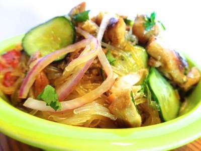Yum Woon Sen - Thai Glass Noodle Salad