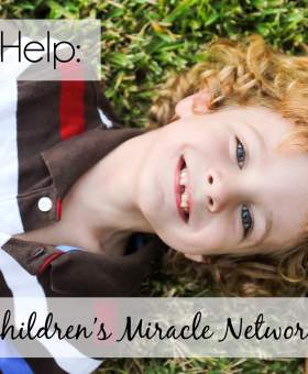 How to Help: Children's Miracle Network Hospitals
