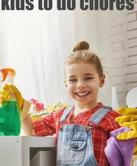 How to get Your Kids to WANT to do Chores