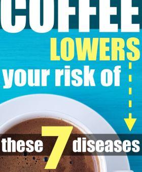 The Amazing Health Benefits of Coffee