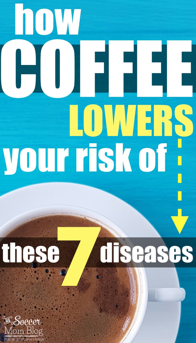 Coffee lovers rejoice! The amazing health benefits of coffee that you'll want to know! Studies show that drinking coffee may help prevent these 7 diseases.