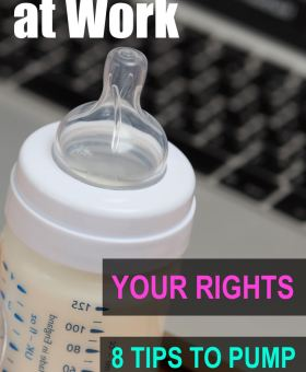 Pumping Breast Milk at Work: What You Need to Know