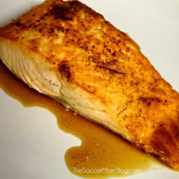 Pan-Seared Salmon with
