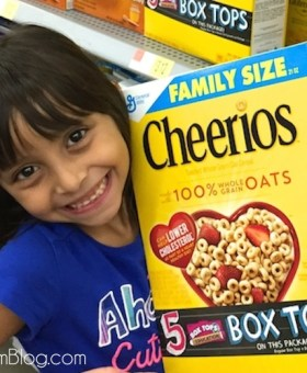 Get Excited about Back to School with Box Tops for Education!