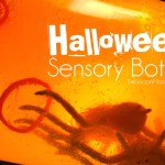 Creepy-Crawly Halloween Sensory Bottle