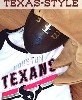 How to wear your NFL team colors — Texas style!