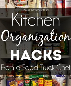 Pro Tips to Organize Your Kitchen at Home