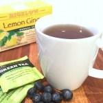Blueberry Lemon Immunity Boosting Tea
