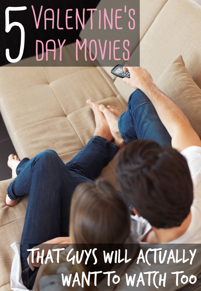 Finally!! Valentine's Day movies that you BOTH can agree on!