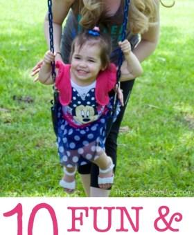 10 Fun & Frugal Mother Daughter Activities