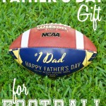 The Perfect Father's Day Gift For Football Fans