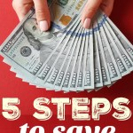 5 Essential Steps to Save $10,000 in ONE Year