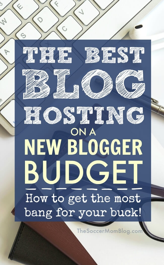 Why I chose Bluehost hosting for my blog and why it is the best value for new bloggers. PLUS 4 common hosting myths BUSTED!