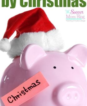 7 Ways to Save 500 Dollars (or more!) by Christmas
