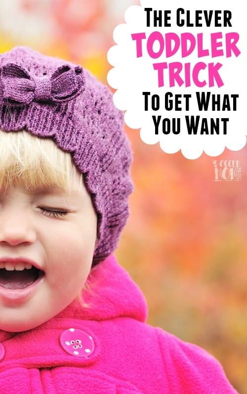 Ever wonder why your toddler always gets what they want? (Hint: It's not just because they're cute!) The trick to effective communication we can learn from a 2-year-old.