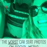 Car Seat Mistakes Seen on Social Media