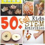 50 Fall Stem Activities For Kids The Soccer Mom Blog