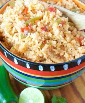 The Perfect Spanish Rice Recipe