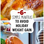 6 Ways to Avoid Holiday Weight Gain