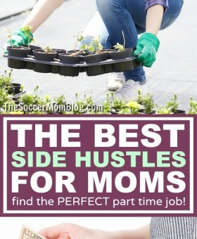 How to Find the Right Part Time Job as a Mom