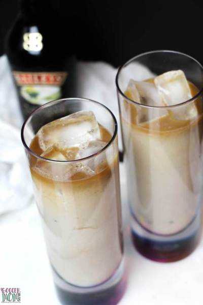 Creamy Vietnamese Coffee Cocktail