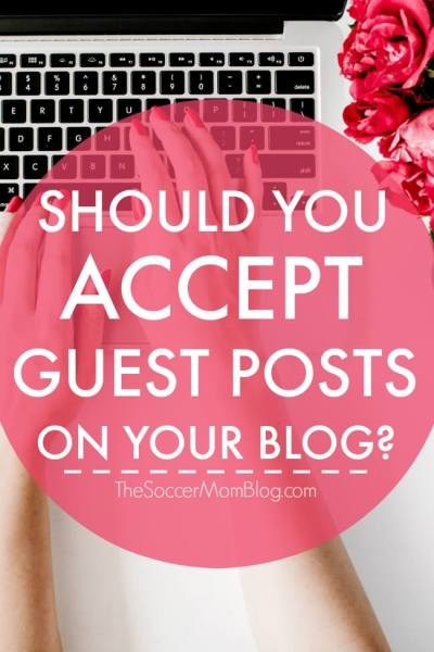 Should You Accept Guest Posts on Your Blog?