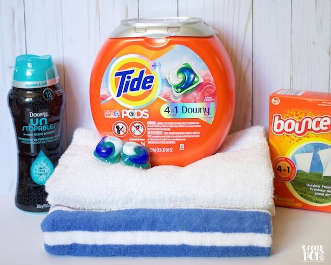 Does your washing machine clean itself? Does cold water clean as well as hot? 5 Laundry Myths BUSTED & the laundry products that will save you time & money!