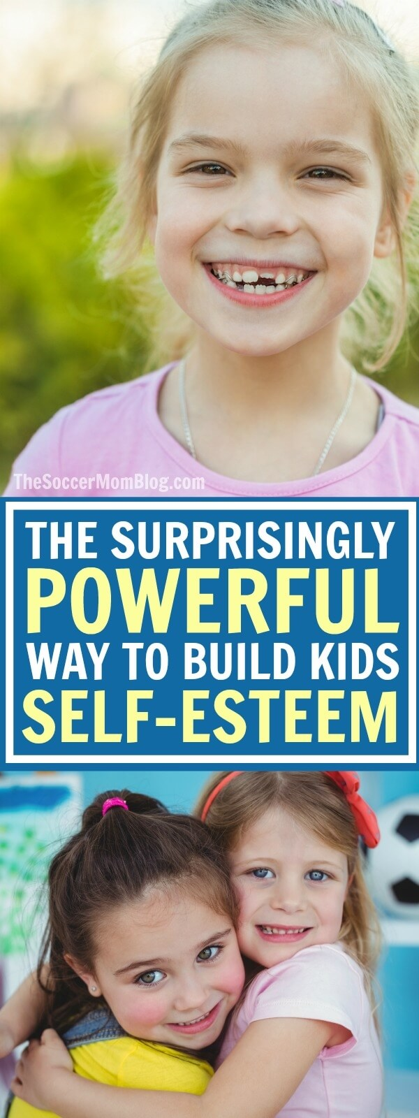 The surprisingly powerful way to boost kids self-esteem, demonstrate their abilities & feel like a valuable part of their community.