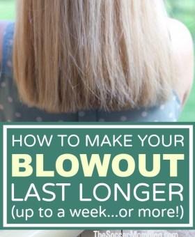 6 Hair Hacks to Make Your Blowout Last Longer