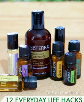 My 12 Favorite Everyday Essential Oil Uses