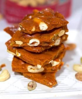 Heavenly Nut & Honey Candy