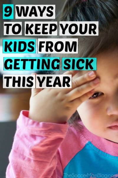 How to Keep Your Kids from Getting Sick This Year