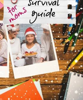 Mom's Christmas Survival Guide to ROCK the Holidays