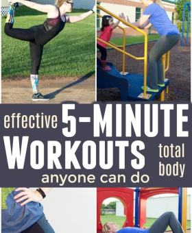 Best 5 Minute Exercises You Can Do Anywhere
