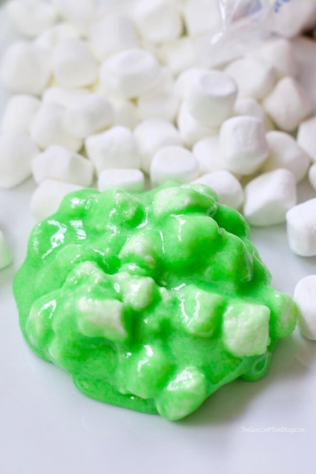 How to make homemade floam that's edible