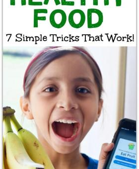 How to Teach Your Kids to Love Healthy Food