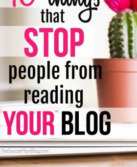 10 Things That Keep People from Visiting Your Blog
